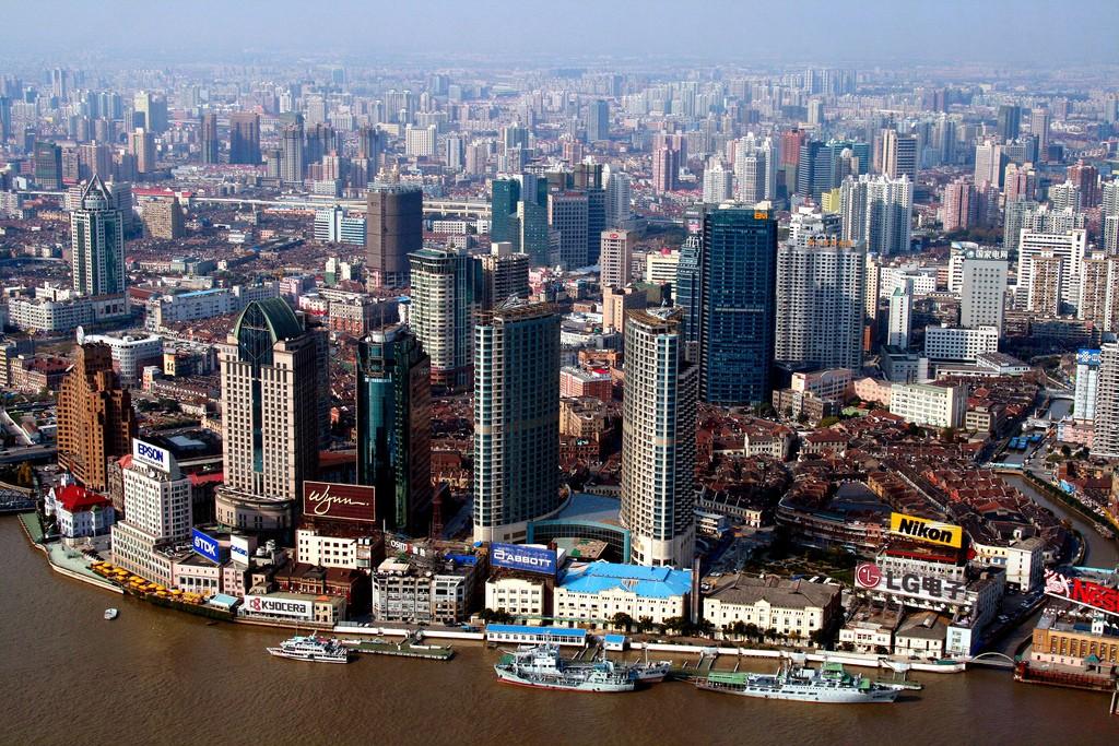 ЗСТ Шанхай