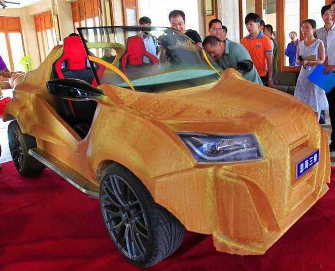Дизайнеры всего мира уже осудили внешний вид машины. А вот автомобилисты счастливы. Источник: greenyaps.com