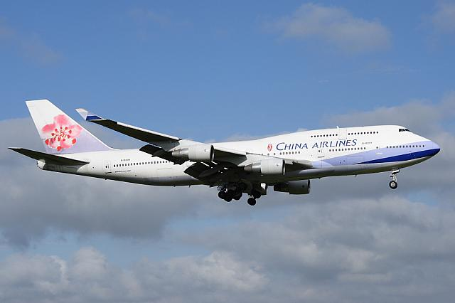 Самолет China Airlines