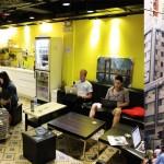 Хол хостела Yesinn Causeway Bay