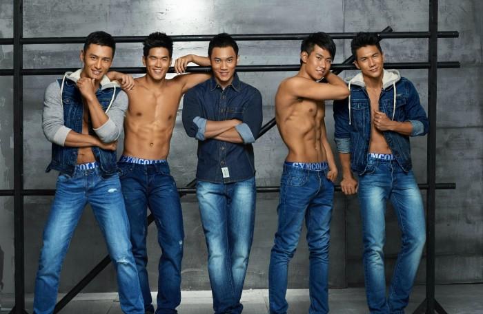 работа моделью для парней китай