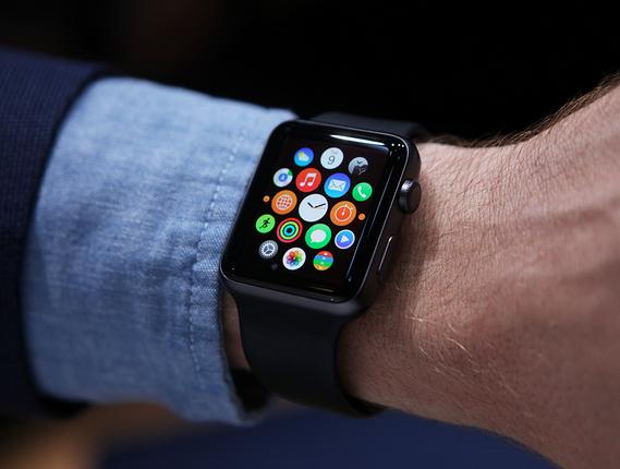 Apple Watch. Источник: www.wired.com