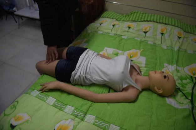 Автодизайнер Лю не хочет показывать свое лицо. Источник: news.asiaone.com