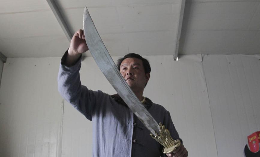 Бросить работу и заняться любимым делом было рискованно. Источник: shanghaiist.com