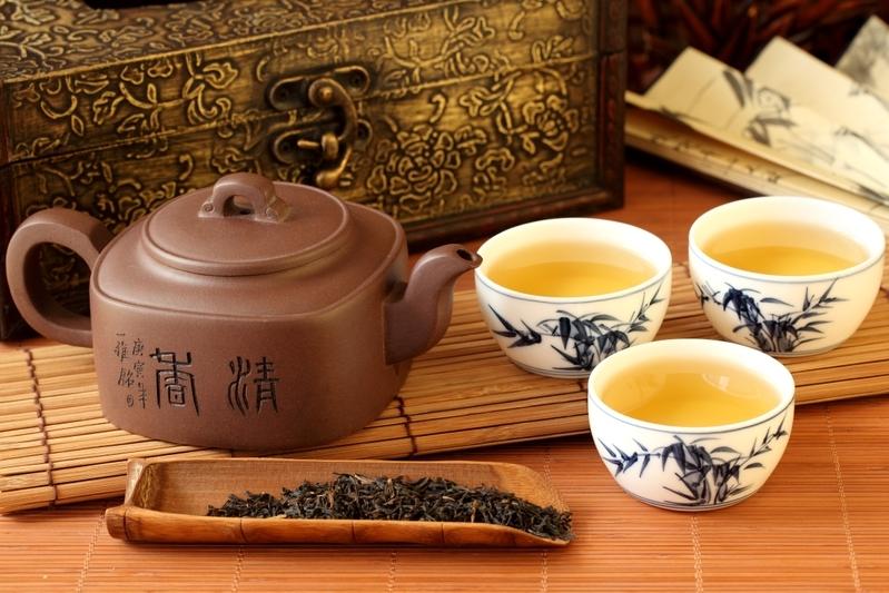 Китайцы уделяют большое внимание посуде для чая