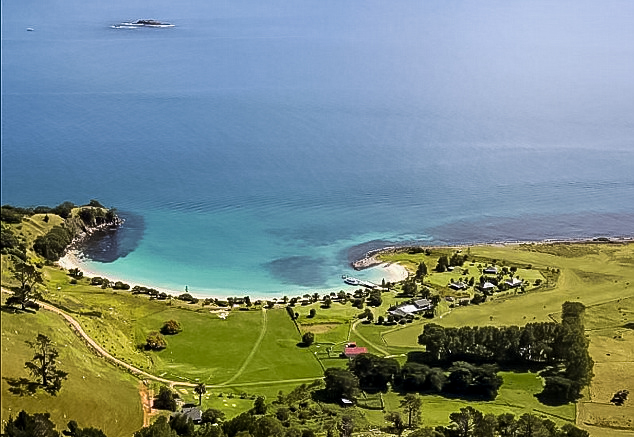 До сих пор остров был открыт для туристов-частников. Источник: www.dailymail.co.uk