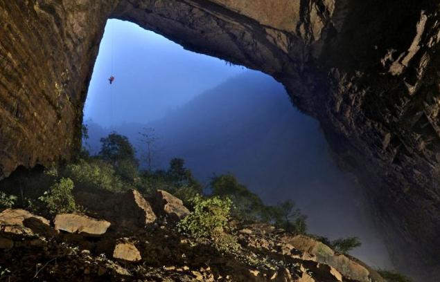 Этот зал назвали «Лестница в облака». Источник: www.viralands.com