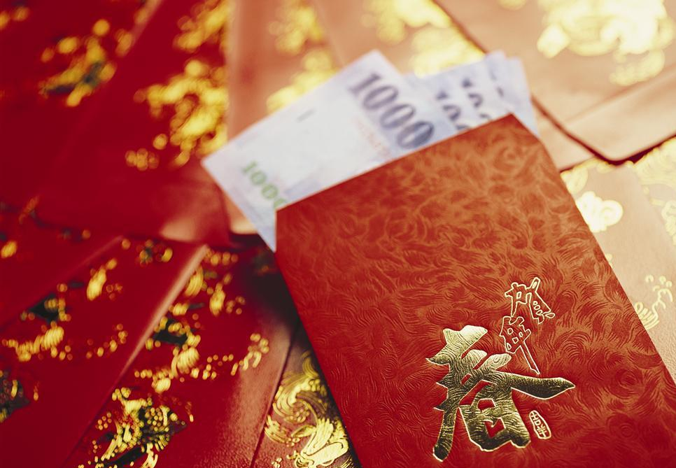 Хунбао — красный конверт с деньгами