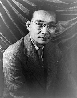Портрет Линь Юйтаня