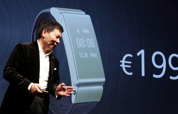 Ричард Юй, CEO Huawei. Источник: usa.chinadaily.com.cn