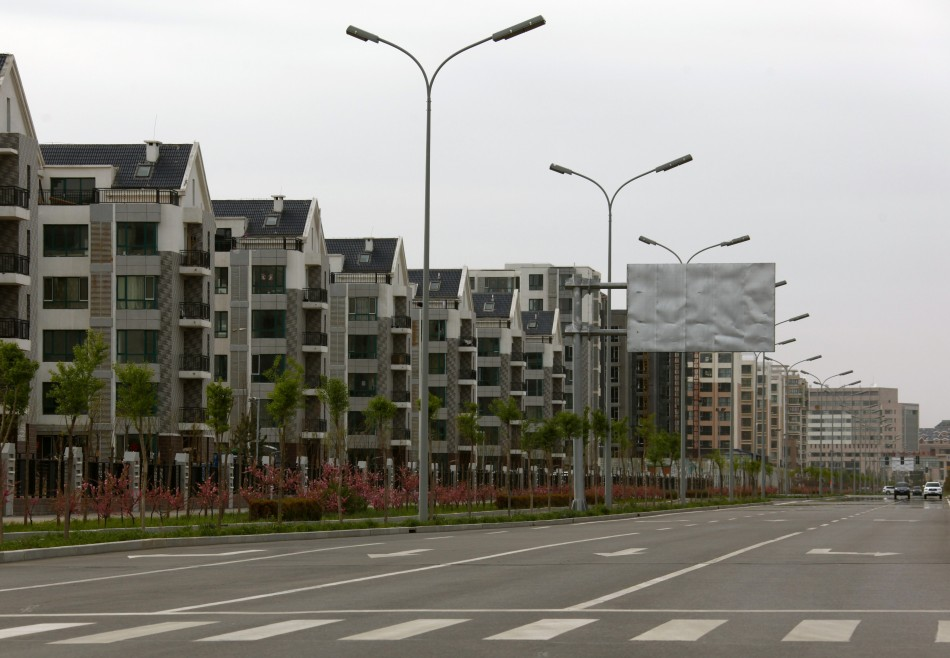 Скоро эти дома будут заселены. Возможно.  Источник: www.ibtimes.co.uk