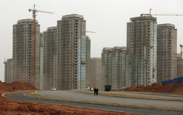 В Китае - 64 миллиона пустых квартир. Источник: www.ibtimes.co.uk