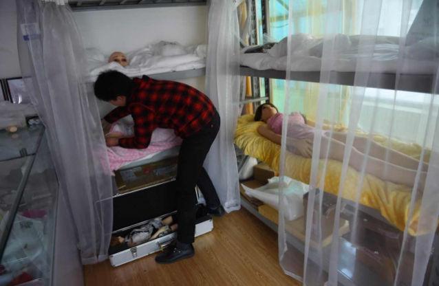 В пекинском магазине Micdolls. Источник: news.asiaone.com