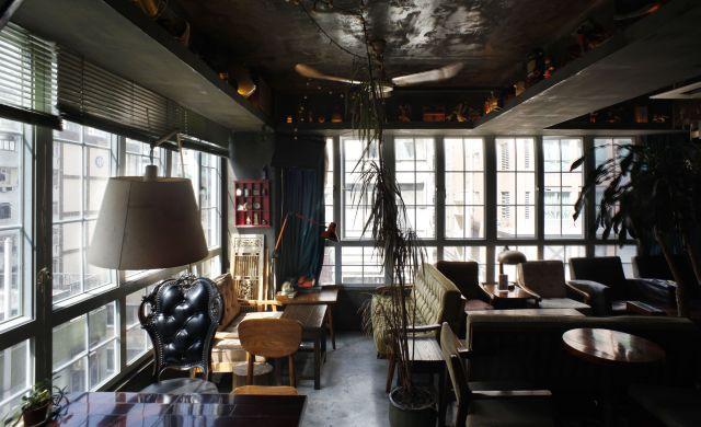 Место встречи хипстеров в Гонконге - мега крутое местечко Full Cup Café