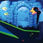 Мини-гольф в Big E, Шанхай