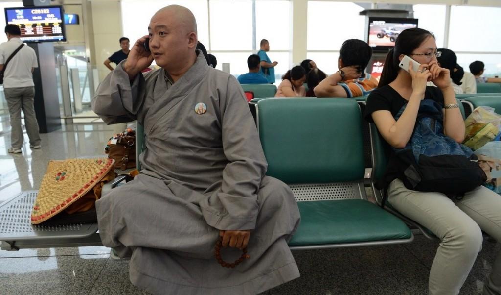 У китайцев особый этикет разговора по телефону