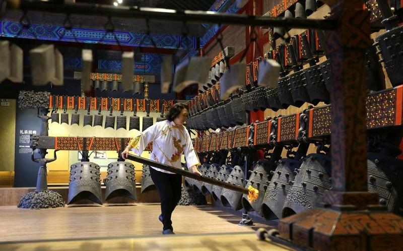 Динь-динь-дон! Настоятельно рекомендую посетить музей древних колоколов в Пекине! Источник: stay.com