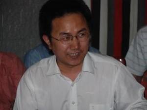 Юрист и ученый доктор Фань Яфэн стал первым человеком в Китае, который получил награду за свободу вероисповедания имени Джона Леланда. Источник фото - epochtimes.ru