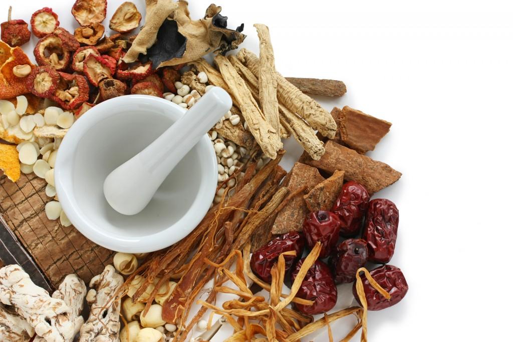 Традиционные средства лечения китайской народной медицины