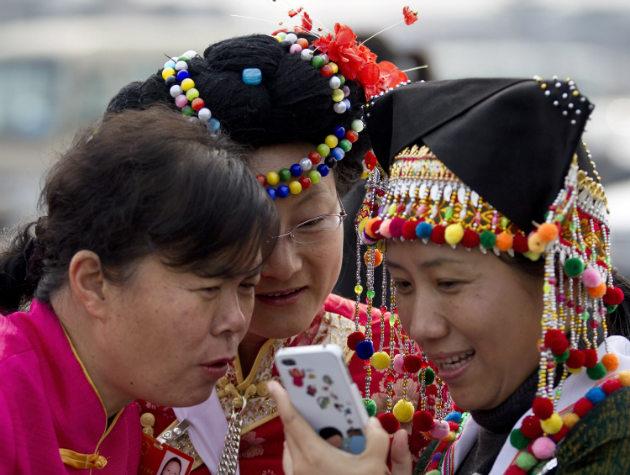 Китайцев рисом не корми, дай побзать шаровый вай-фай! Источник www.techwireasia.com