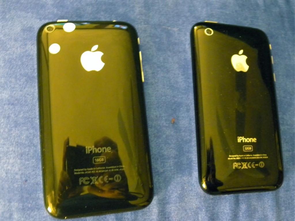 Китайский фейковый айфон. Источник: ihnatko.com