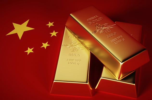 Китайское золото. Источник: listverse.com