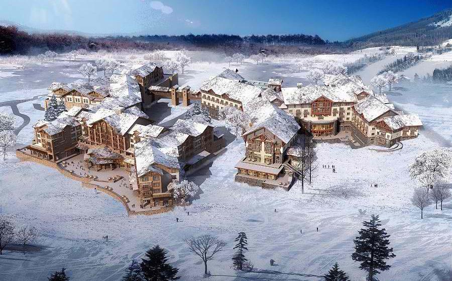 Горнолыжный курорт «Алшань»
