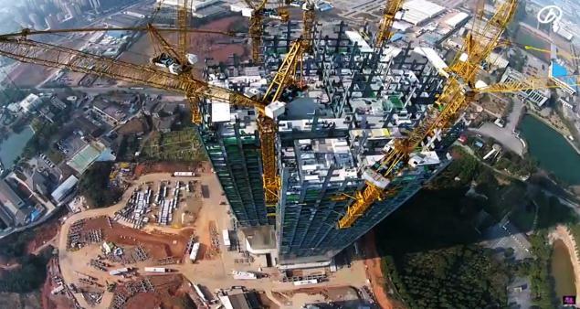 Этот комплекс возводили 19 дней. Источник: www.nydailynews.com