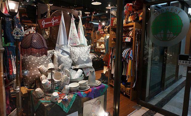 Нанесите серьезный урон вашему бюджету в магазине Vintage HK. Источник: hk-magazine.com