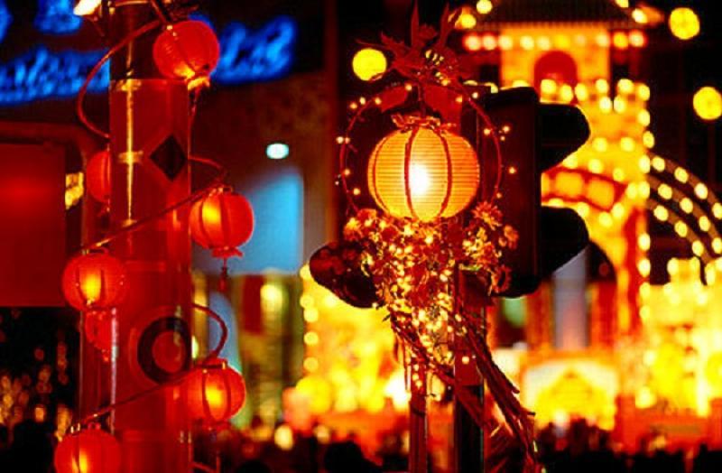 Новогодние праздники в Китае. Источник: basyo777.blogspot.ru
