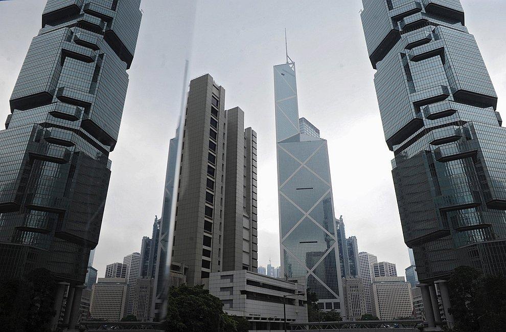 Бизнес-центр в Китае. Источник: https://www.joystudiodesign.com/