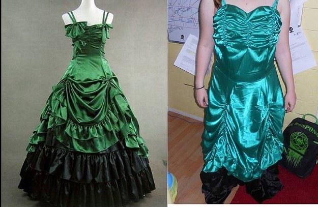 Платье из китайского интернет-магазина