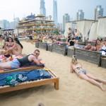 Пляж Cool Docks, Шанхай