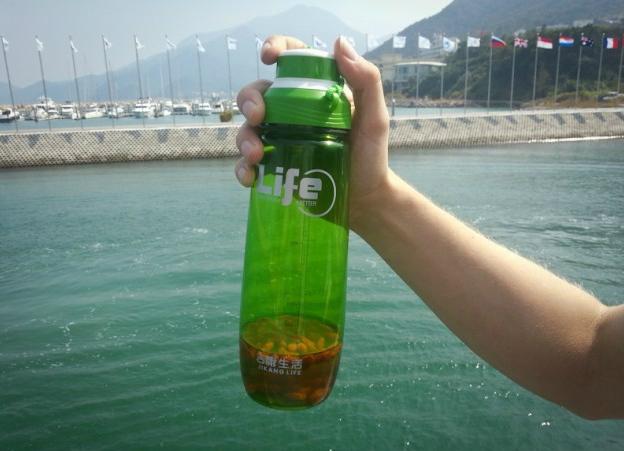 Бутылка-термос для воды