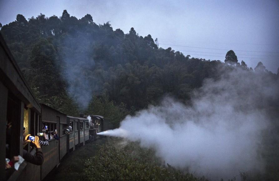 28 марта 2015. Провинция Сычуань. Источник: huffingtonpost.com