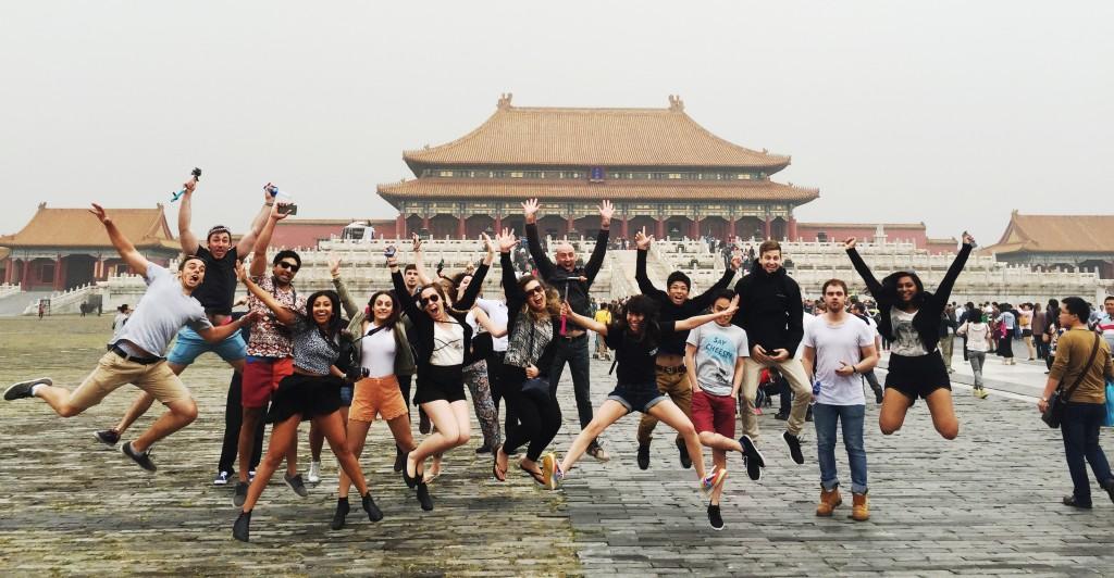 Участники бизнес-тура. Источник: globe.international.mq.edu.au