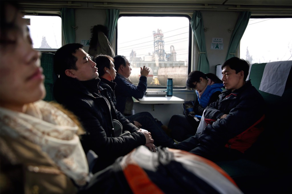 В поезде никуда не спрятаться от загрязненного воздуха. Источник: www.wired.com