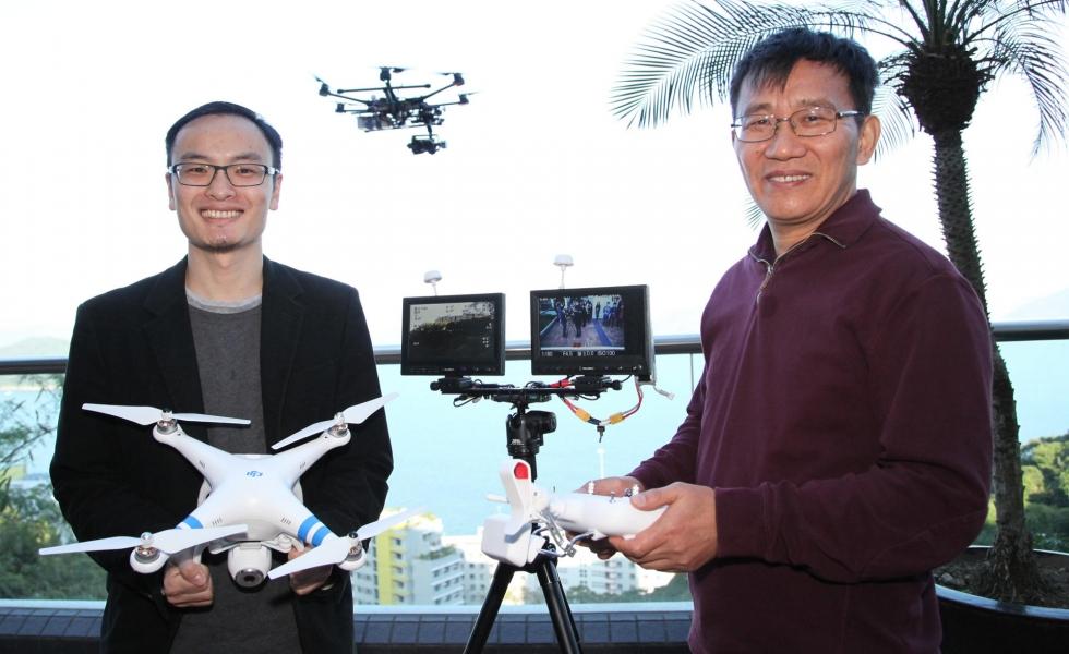 Ван Тао считает, что на рынке дронов у него нет конкурентов Источник: www.scmp.com