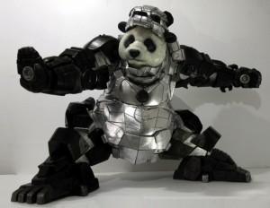 Хотите узнать больше, ищите по хэштегу #ironpanda. Источник: robot6.comicbookresources.com