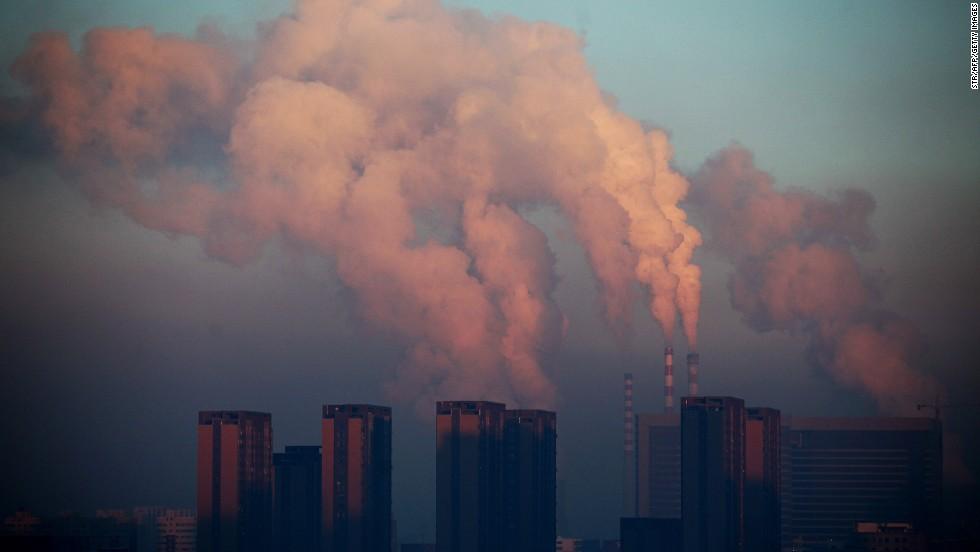 """white pollution in china Beijing has issued its third major smog alert this year, one day after being named china's top city for reducing air pollution the """"orange"""" alert, the second-highest, will run from monday to wednesday, the beijing environmental protection bureau said in a post on its weibo account."""