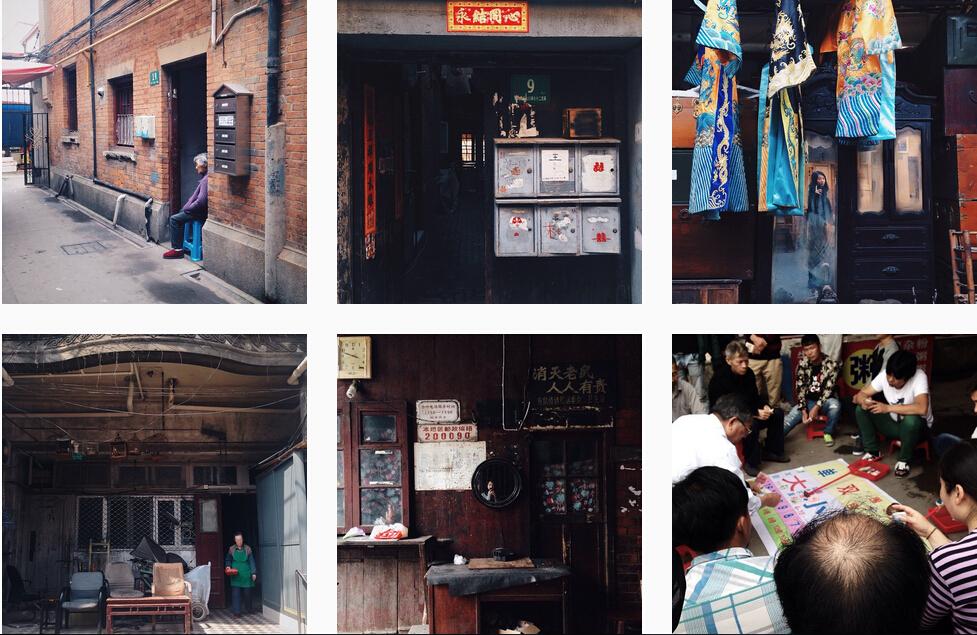 Эта девушка живет в Шанхае и снимает свои замечательные снимки на айфон. Источник: instagram.com