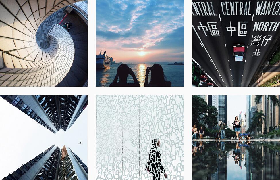 Эта лента – бесконечный источник вдохновения и визуального наслаждения. Источник: instagram.com