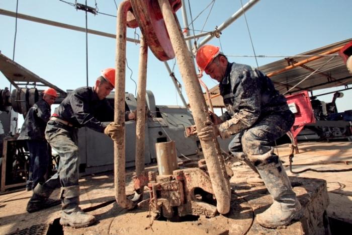 Газоконденсатное месторождение в Узбекистане