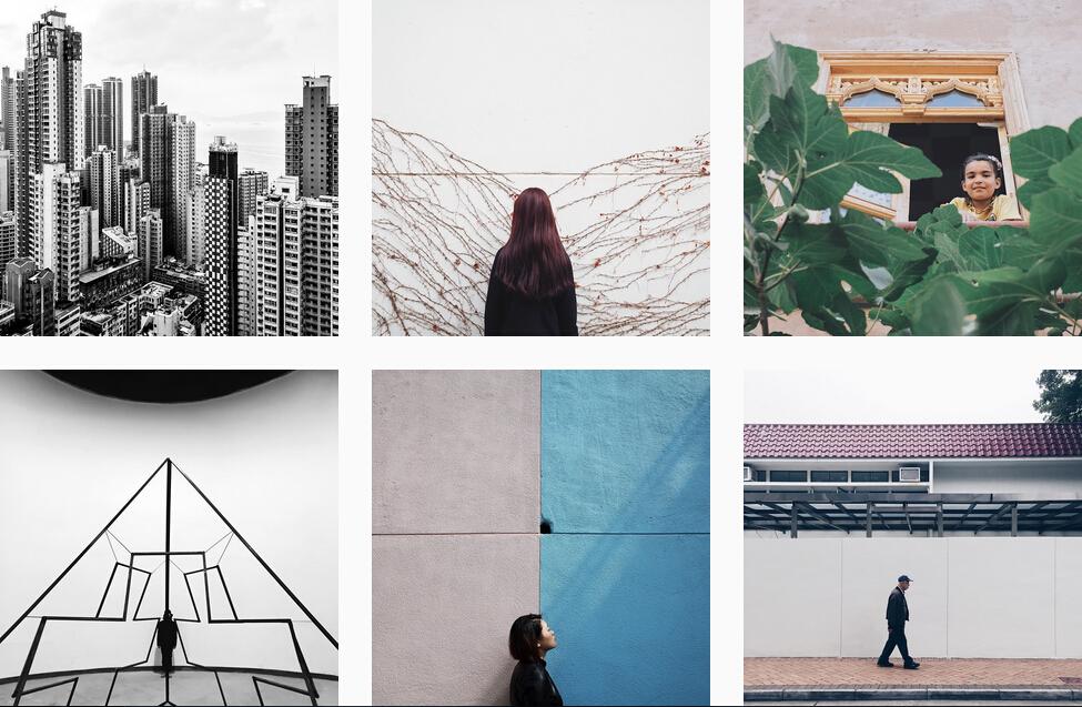 Городские пейзажи, природа, люди, игра света и тени - в этой ленте найдется всё. Источник: instagram.com