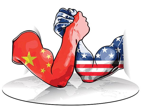 Китай объединяет тех, кто готов дружить против США