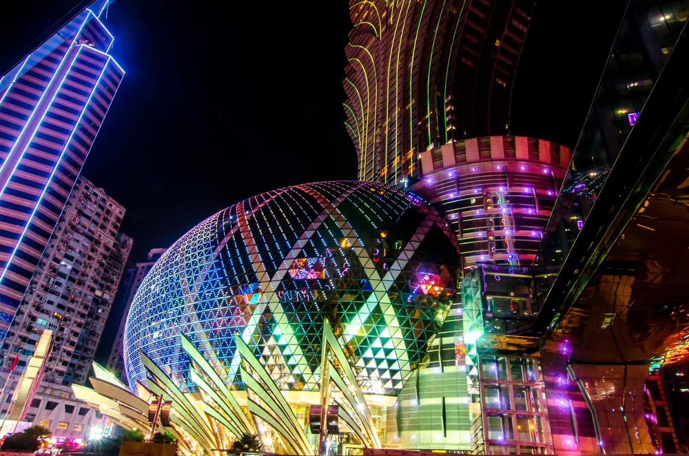 Макао не зря называют «азиатским Лас-Вегасом». Источник: macau.com