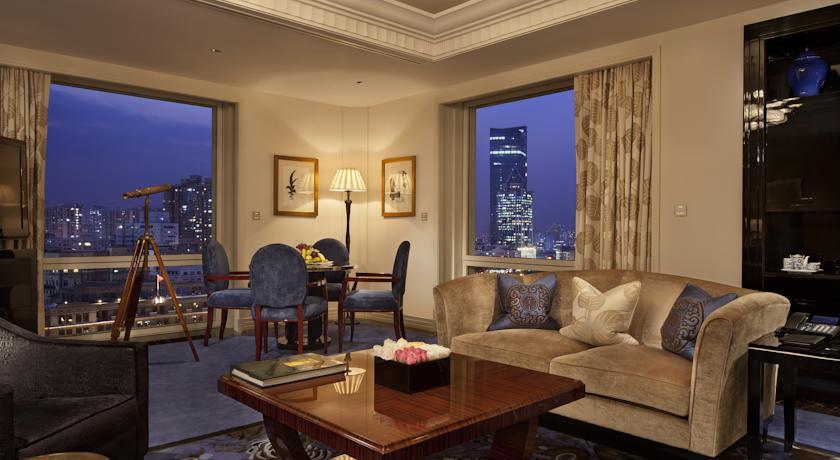 Номер в отеле The Peninsula Shanghai
