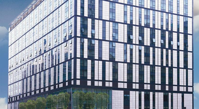 Отель Grand Central Hotel Shanghai