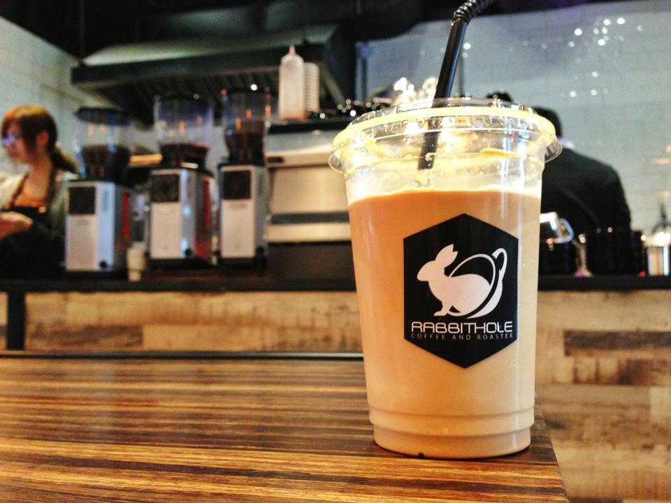 Rabbithole Coffee Roastery – для истинных ценителей кофе. Источник: pintrest.com