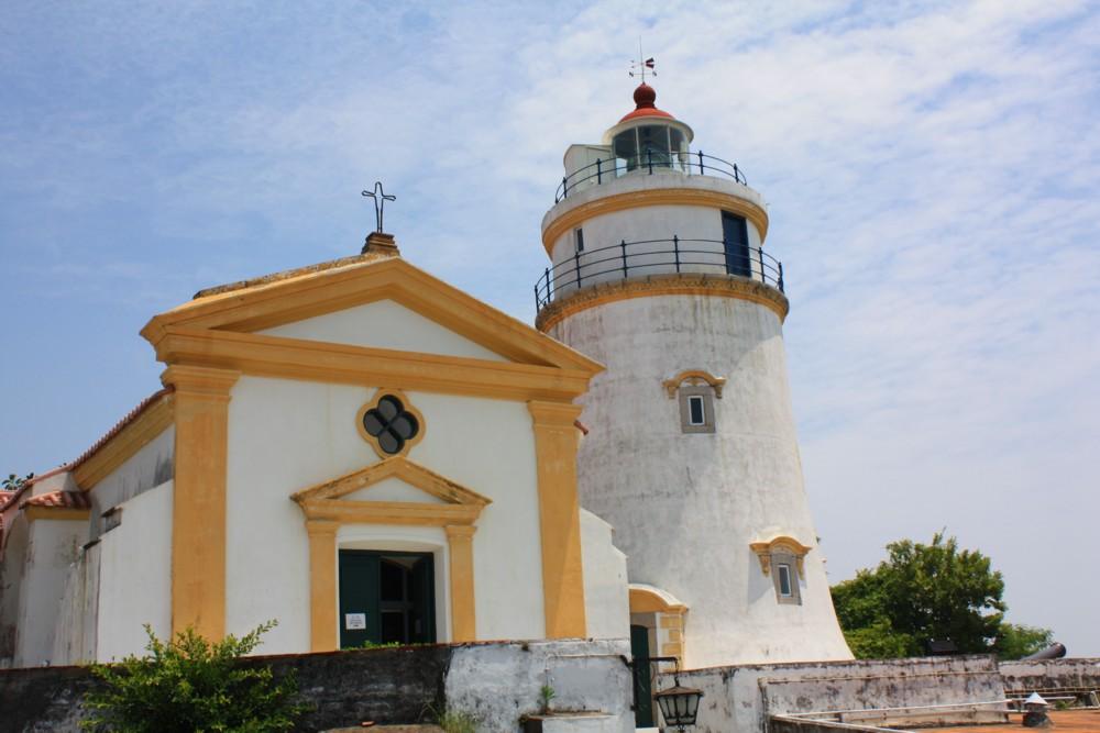 С маяка открывается потрясающий вид на весь город. Источник: wikipedia.org